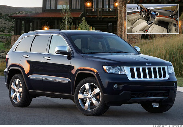 A First Look At Chrysler S New Lineup Jeep Grand Cherokee 3