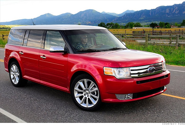 Consumer Reports: Most reliable cars - Large SUV: Ford ...