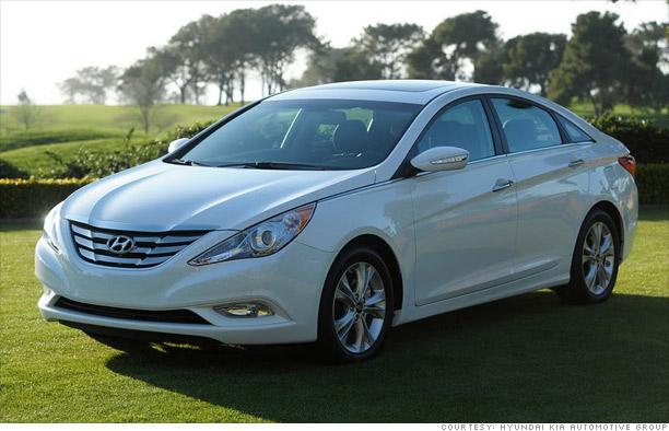 Best: Hyundai Sonata