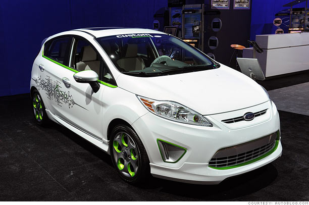 Ford Racing Performance Fiesta
