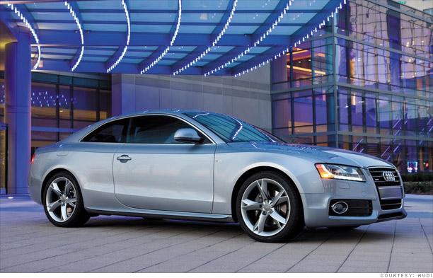 Luxury: Audi A5