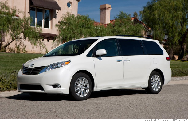 Tesla Resale Value >> Cars: Best resale value in 18 flavors - Van: Toyota Sienna