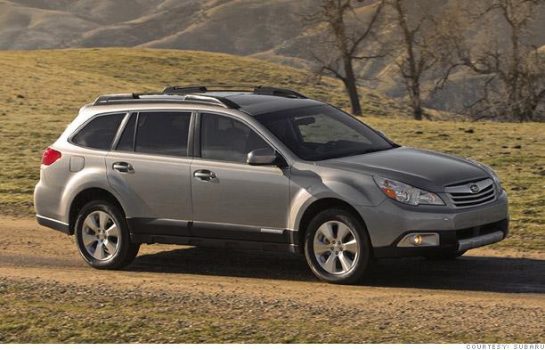 Wagon: Subaru Outback