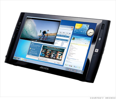 Archos 5 Internet Tablet