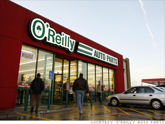 10. O'Reilly Automotive