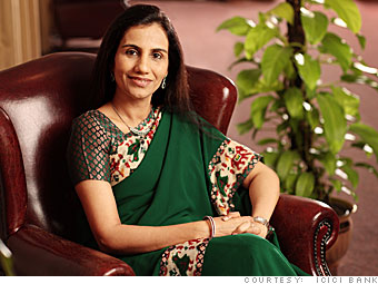 10. Chanda Kochhar