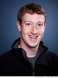 2. Mark Zuckerberg