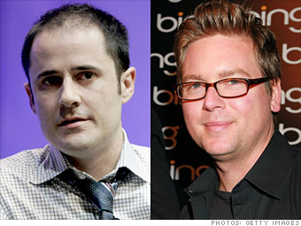 3. Evan Williams and Biz Stone