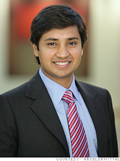 6. Aditya Mittal