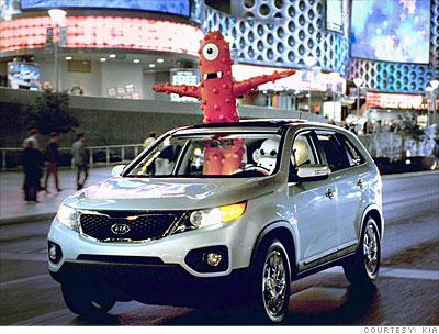 Car Ads 2010