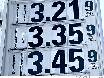 Super gasoline - 15% markup