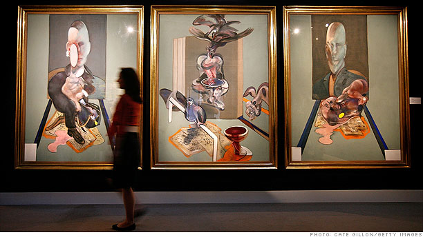 Francis Bacon's Triptych