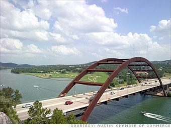 Winner: Austin, Texas