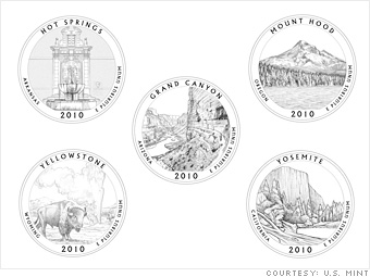 America the Beautiful Quarters Program
