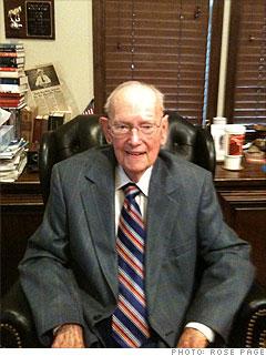 Jack Borden, 101