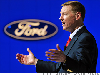 20 highest paid ceos alan mulally 17 9 million 19 for Ford motor company alan mulally