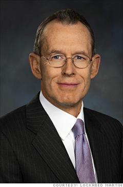 Robert J. Stevens: $20.5 million