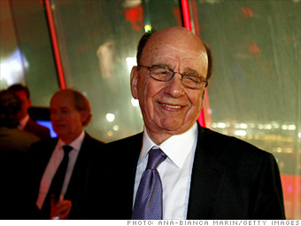 K. Rupert Murdoch: $18.0 million