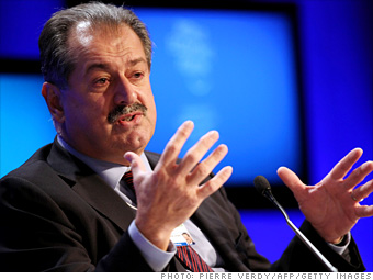 Andrew N. Liveris, $15 million