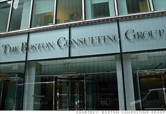 4.  Boston Consulting Group