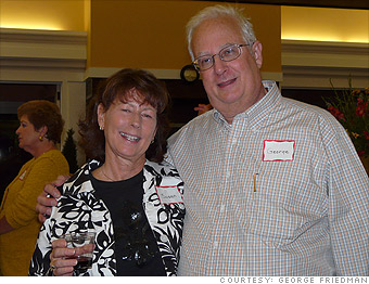 George Friedman, 66