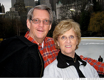 Paul Henderson, 62