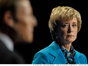 Linda McMahon: Smackdown costs $100 per vote