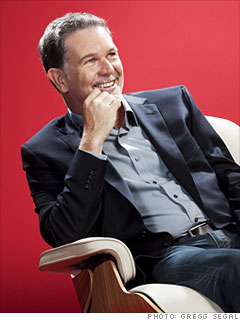 1. Reed Hastings