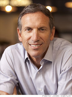 28. Howard Schultz