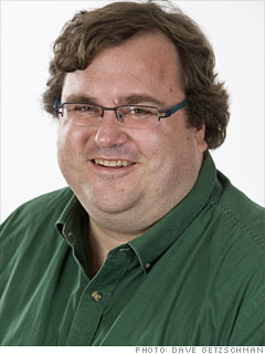41. Reid Hoffman