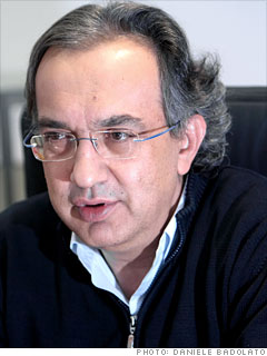 45. Sergio Marchionne