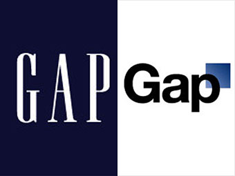 Gap changes logo, then changes mind