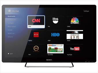 Google's cumbersome TV venture