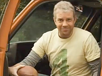 Wrangler sticks with Favre