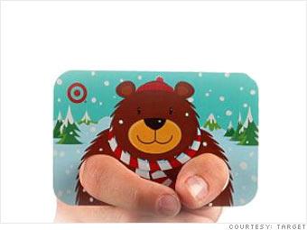 Target's Bear Hug Finger Puppet