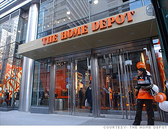 Will Home Depot heal from the housing collapse?