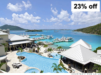 Sun: British Virgin Islands