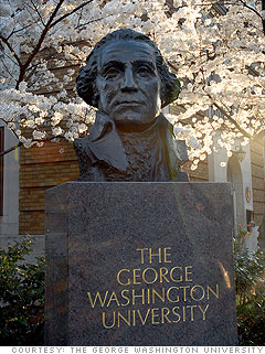 george washington research papers
