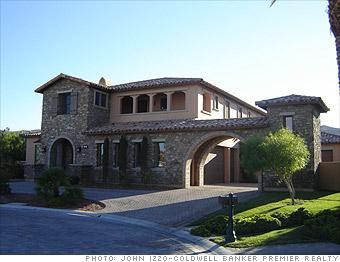 Million dollar homes massive discounts las vegas 5 for Million dollar homes for sale in las vegas