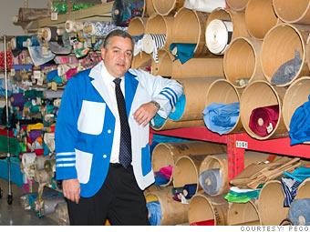 Stock trader jackets