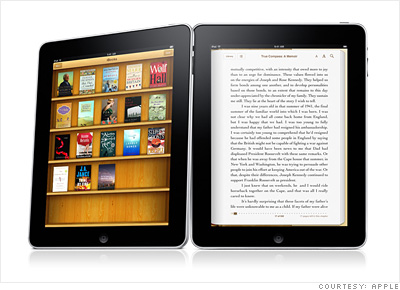 Going after the Kindle