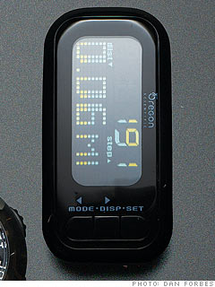 Oregon Scientific Marathon Pedometer