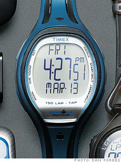 Timex Ironman Sleek 150-Lap