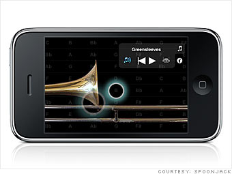 Best musical instrument: iBone - Pocket Trombone