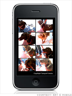 Best photography: QuadCamera - MultiShot