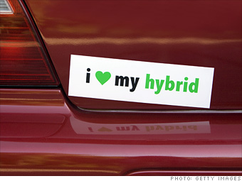 Wheels: How green are hybrids?