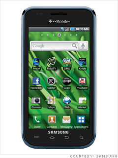Samsung Galaxy S - Vibrant