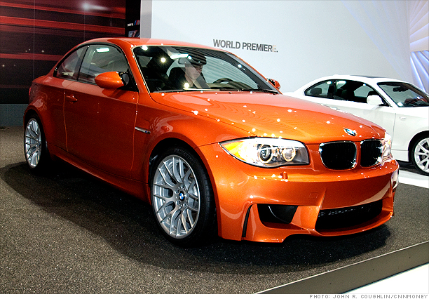BMW 1-series M