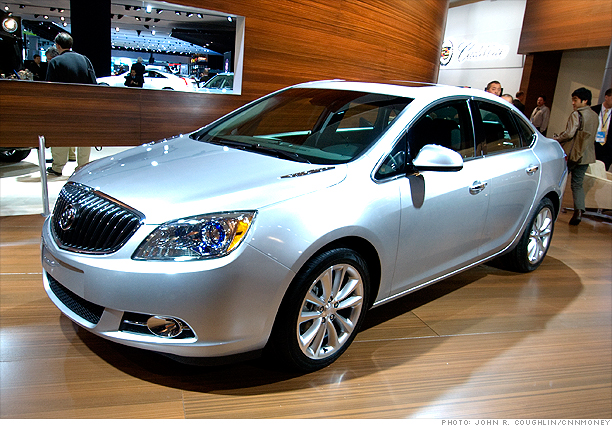Buick Verano. Buick Verano