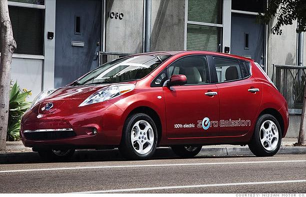 2 - Nissan Leaf